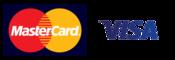 Príjmame platby kartami Visa and MasterCard
